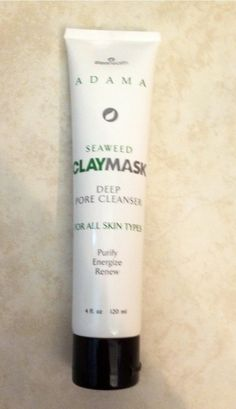 "Amazing Adama Seaweed Clay Mask     You can find the toothpaste at adamaminerals.com. Use CODE ""greatgift4me"" for $10 off your purchase.Minimum purchase is $25."