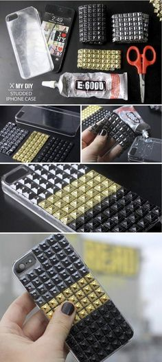 Funda de mòbil DIY #Mesquemares