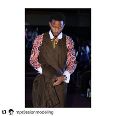"26 Likes, 2 Comments - Roi & Rik (@roiandrik) on Instagram: ""rOi + riK SS18 Ankara Menswear Collection. Model: @derekmalcolm3 Stylist: @iamdwu #menswear…"""