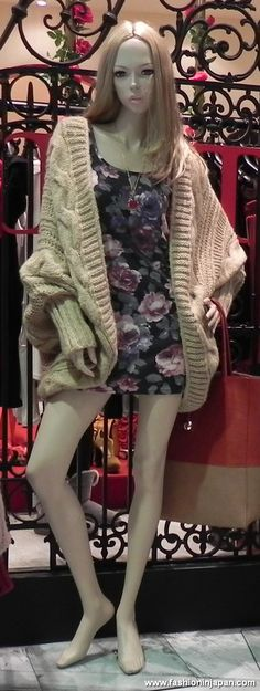 japanese clothing stores and trends - fashion in japan