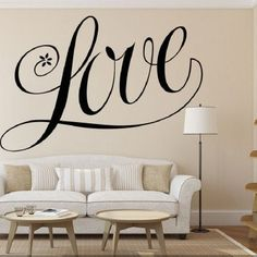Share and Get It FREE Now | Join Gearbest |   Get YOUR FREE GB Points and Enjoy over 100,000 Top Products,Love Shape Vinyl Carving Wall Decal Sticker for Home Decoration