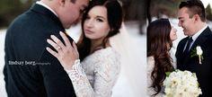 Snowy Bridal Session | Flagstaff Arizona #arizonaweddingphotographer #snowybridalsession