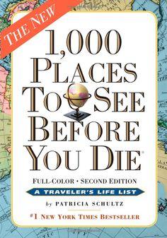 A traveler's life list