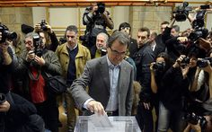 The Telegraph. Catalonia poll: Spain's unity put to the test as voters take step towards independence. Catalans have set their region on the road to independence, voting in pro-separatist parties that will push for a referendum on breaking away from Spain.