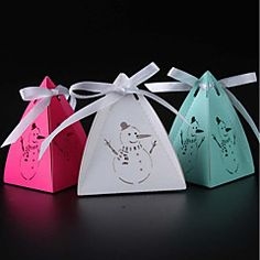Others+Pearl+Paper+Favor+Holder+With+Ribbons+Favor+Boxes-50+Wedding+Favors+–+USD+$+23.98