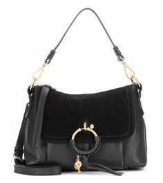 See by Chloe - Joan Small leather and suede crossbody bag