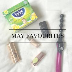 See what I've been loving in the month of May! Featuring lots of new beauty favourites, a YouTube series I couldn't help but binge watch and a green tea that finally has a nice taste!  https://clarenablog.wordpress.com/2016/06/02/may-favourites/