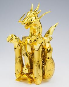Dragon Armor Gold