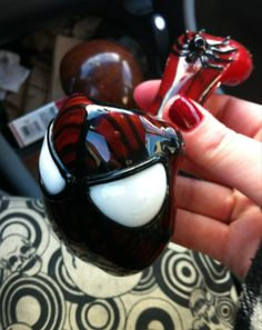 Spider Man pipe :)