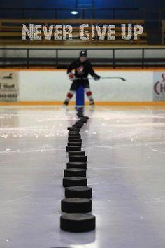 practice hockey
