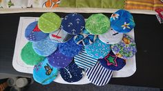 How to make a clamshell quilt - the easy way! No measuring and no stress... from…