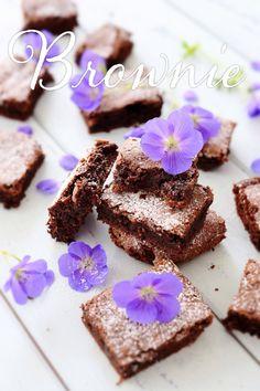 Kessy's Pink Sugar: Brownies - gelingsicheres Basisrezept