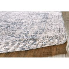 Beckstead Southwestern Teal/Gray Area Rug & Reviews | Birch Lane Area Rugs For Sale, Rug Sale, Farm Rugs, Traditional Area Rugs, Birch Lane, Power Loom, Home Decor Styles, Country Of Origin, Teal