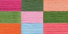 Embroidery - DMC Floss/3325-3371
