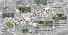 Sustainable Urban Corridor: Block Pattern and Underutilized Space in Upper King . Sustainable Urban Corridor: Block Pattern and Underutilized Space in Upper King Street District, Ch Downtown Savannah, Savannah Chat, Masterplan, Architecture Jobs, Sustainable Transport, Corridor Design, Urban Design Plan, Southern Railways, The Future Is Now