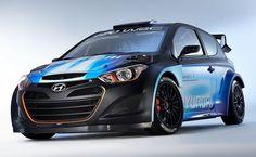 Hyundai presentó nuevas mejoras del i20 WRC