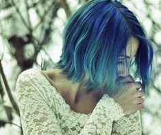 best blue black hair dye, blue black hair color, blue hair, blue hair dye for dark hair, hair color blue