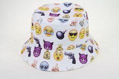 Emoji Bucket Hat