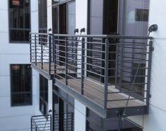 Building Metal Porch Railing