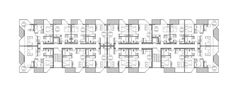 Image 18 of 26 from gallery of Tetris Apartments / OFIS arhitekti.