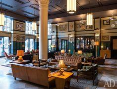 Новый отель Ace Hotel в Новом Орлеане