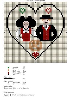 épinglé par ❃❀CM❁✿⊱free x stitch chart Cross Stitching, Cross Stitch Embroidery, Cross Stitch Patterns, Lace Knitting Stitches, Knitting Charts, Cross Stitch Boards, Cross Stitch Heart, Cross Stitch Freebies, Le Point