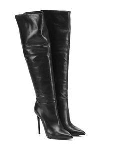 LE SILLA - Stivali - Donna - Stivale in pelle vintage con zip su lato  internoe 12e346074fc