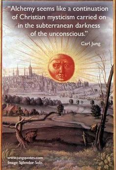 Carl Jung Depth Psychology: Carl Jung: Alchemy, with its wealth of symbols, gives us an insight intoan endeavour of the human mind...