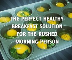 Make A Week's Worth Of Healthy Egg Breakfast Sandwiches in 15 Minutes. for the hubby