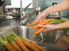 Dicas Para Limpar e Armazenar Verduras Por Mais Tempo