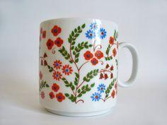 Seltmann Weiden mug by RetroDelia on Etsy