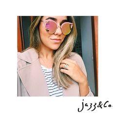 Jazz & Co.   modelo Club via @feguimaraess contato@wearjazz. com (62)8223-6752(wpp) #soujazz #sunglasses #eyewear #shades #style #ootd #jazzeco