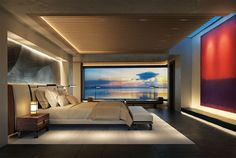 Sinot and Feadship present the yacht concept ZEN. ZEN is a new typology of yachts. Seaworthiness in combination with a beach house and a loft. Luxury Yacht Interior, Luxury Yachts, Yacht Design, Bateau Yacht, Party Barge, Buy A Boat, Loft, Decks, Beach House