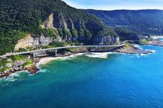 Sea Cliff Bridge NSW