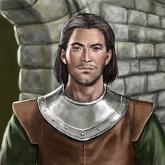 Character artwork for Game of Thrones: Ascent by dashinvaine.deviantart.com on @deviantART