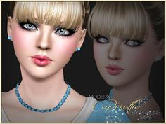 Modern Cinderella by Pralinesims http://www.thesimsresource.com/downloads/1195453