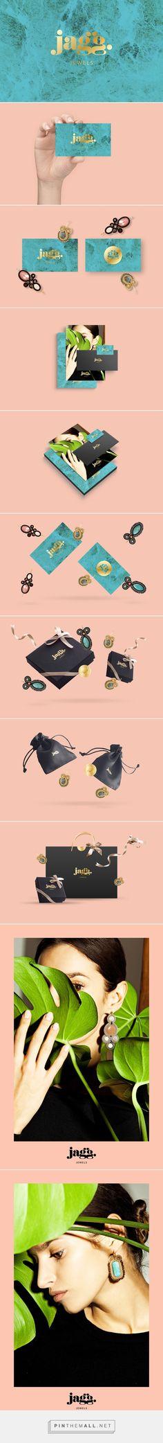 Jagg. Jewels Branding by Lange & Lange   Fivestar Branding Agency – Design and Branding Agency & Curated Inspiration Gallery
