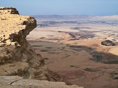 Ramon crater: the largest of the three Negev craters!