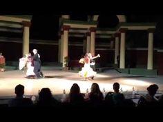 Angelines Gomez - Factory Dancers Campeonato Cabra 1-8-2014 Vals