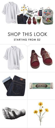 """\tyler joseph | build me up buttercup//"" by cottoncandyprince ❤ liked on Polyvore featuring Steven Alan, Vans, Paige Denim, Miss Bibi, MANGO, Harry Allen, Chapstick, Old Navy, men's fashion and menswear"