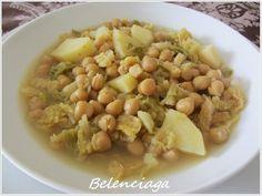 Belenciaga paso a paso Dog Food Recipes, Vegan Recipes, Black Eyed Peas, Oatmeal, Breakfast, Cold, Snap Peas, Chickpeas, Vegan Food