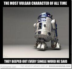 Star Wars humor - lol.  http://DanDahlen.blogspot.com