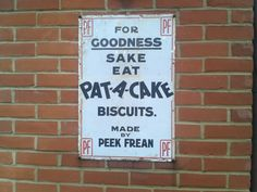 Sign at the Bluebell Railway -couldn't agree more!