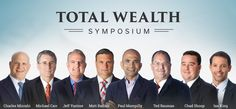 2019 Total Wealth Symposium Amelia Island Plantation, Exponential Growth, Economics, Stock Market, The Twenties, Wealth, Insight, Ted, Finance