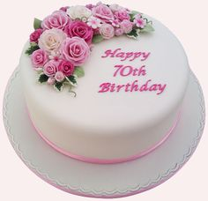 70 birthday cakes - Google Search