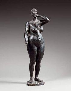 GERMAINE RICHIER (1904-1959) - La pomone, 1945 - Auction