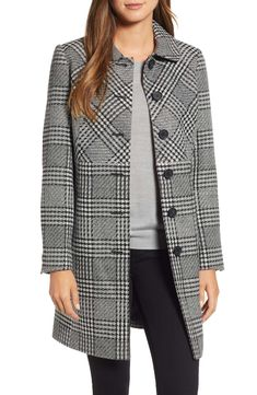 A Complete Guide to Choosing The Perfect Coat That Complements Your Taste This Season - Best Fashion Tips Winter Mode Outfits, Winter Fashion Outfits, Winter Coats Women, Coats For Women, Karl Lagerfeld, Dress Shirts For Women, Clothes For Women, Tweed, Mode Adidas