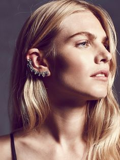 Amber Sceats Moon Ear Cuff at Free People Clothing Boutique