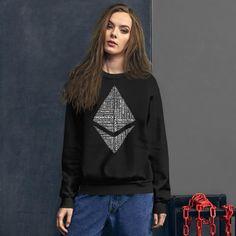 Ethereum Sweatshirt - Black / XL