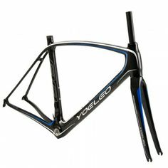YOELEO 88 Blue Carbon Road Racing Frameset